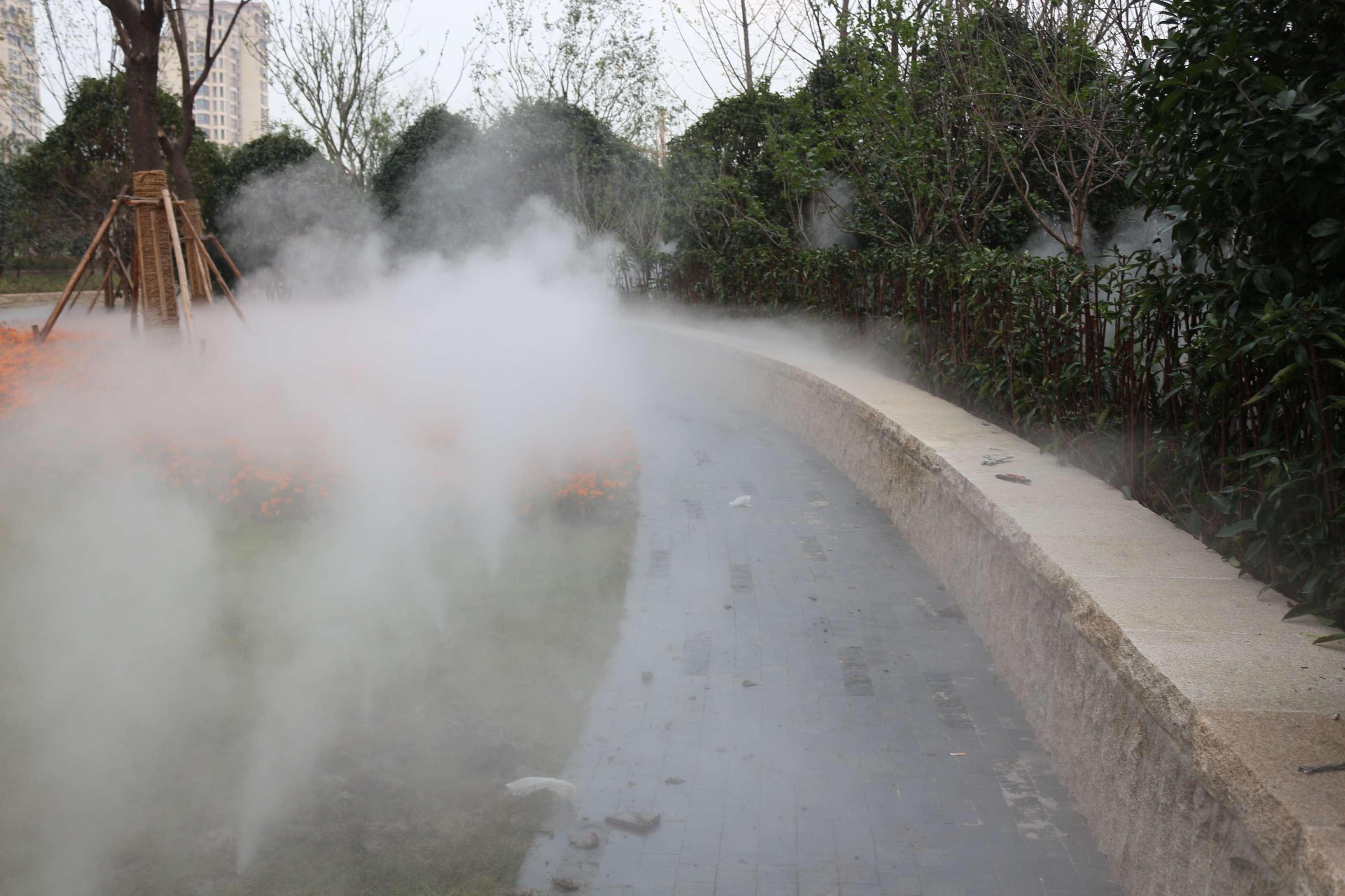 雾森设备,人造雾